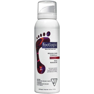 Footlogix Rough Skin & Antifungal Formula #7+