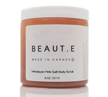 BEAUT.E - Himalayan Pink Salt Body Scrub