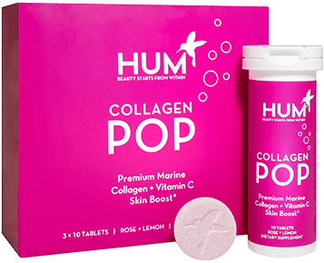 HUM Nutrition Collagen POP