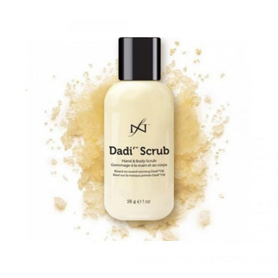 Dadi' Scrub 1.3 oz Travel Size