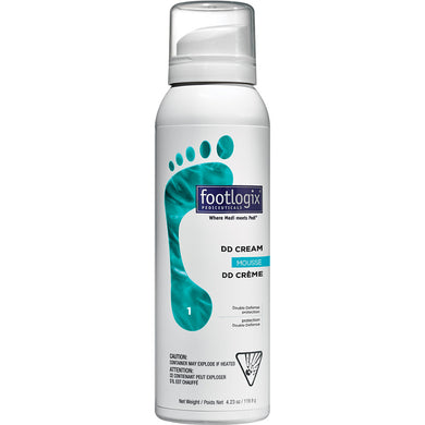 Footlogix Double Defense (DD) Cream #1