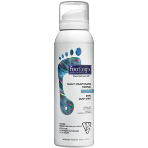 Footlogix Daily Maintenance Formula #2