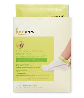 Karuna Exfoliating Foot Mask