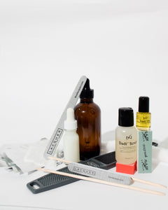 LACQUER At Home Everything Kit: Mani, Pedi + Gel Removal