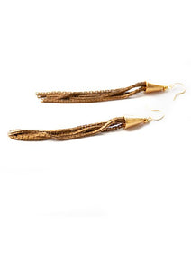 Isobell Designs - Tassel Earrings
