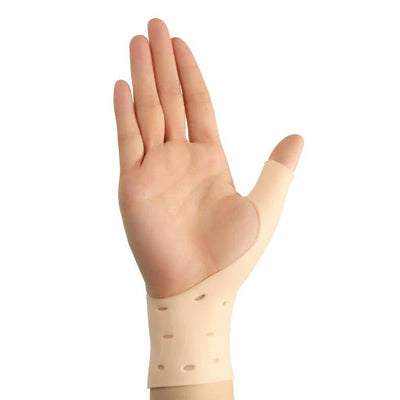 Gel Wrist Brace and Thumb Support (1 pair)