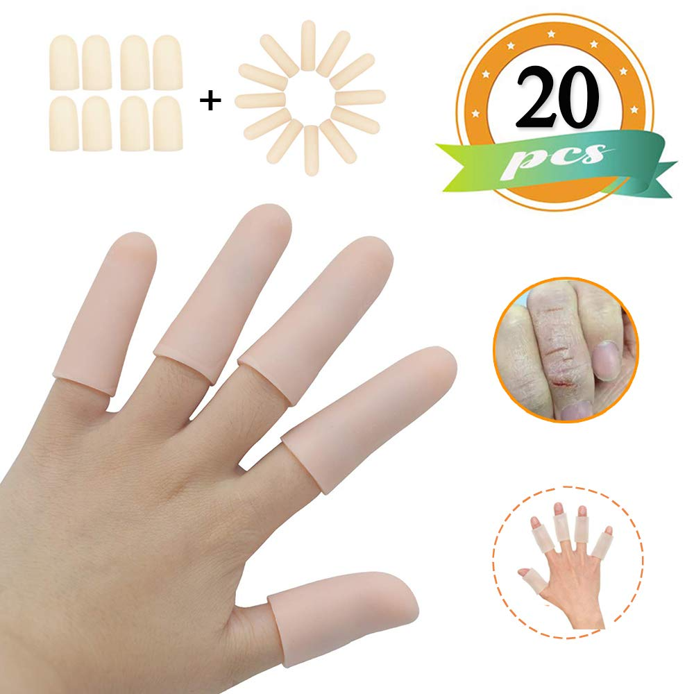 Gel Finger Sleeves (20 pack)