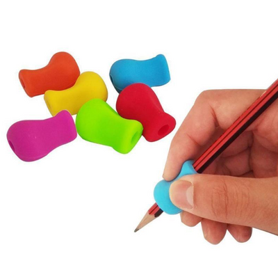 Multi-Functional Pen Grips Writing Aid