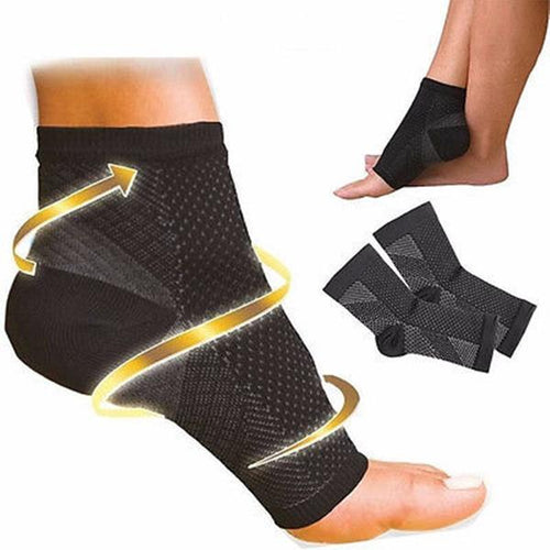 Plantar Fascitis Socks with Arch & Ankle Support  (2pcs)