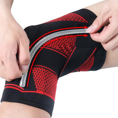 Silicone Compression Knee Sleeve 2Pack (10% Discount)