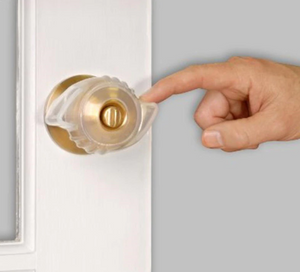 HandyGrip™ Door Knob Cover