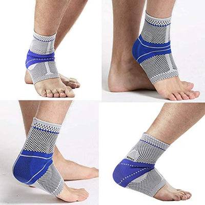 Silicone Compression Ankle Brace