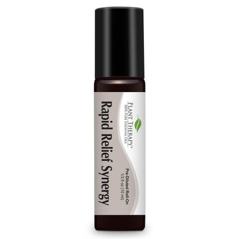 PlantTherapy Rapid Relief Synergy - Roll-On 10ml