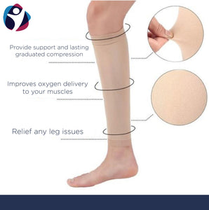 Black Friday Pack: Antifatigue Compression Stockings 2 Pairs 15%Off + Free Shipping