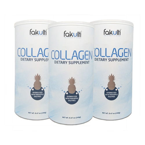 Collagen Promo 3mo. $89.98 (25% discount)
