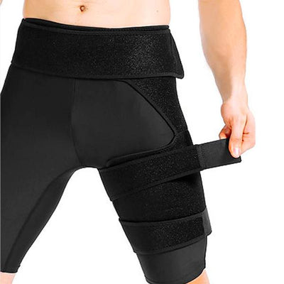 Compression Brace for Groin, Hip, and Thigh
