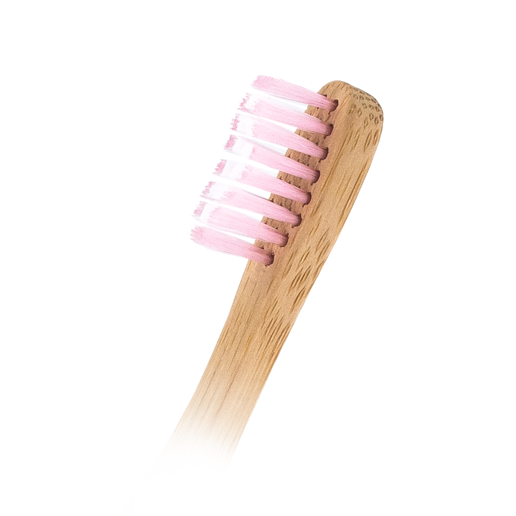 Kids Gleam Bamboo Brush GBBK-001