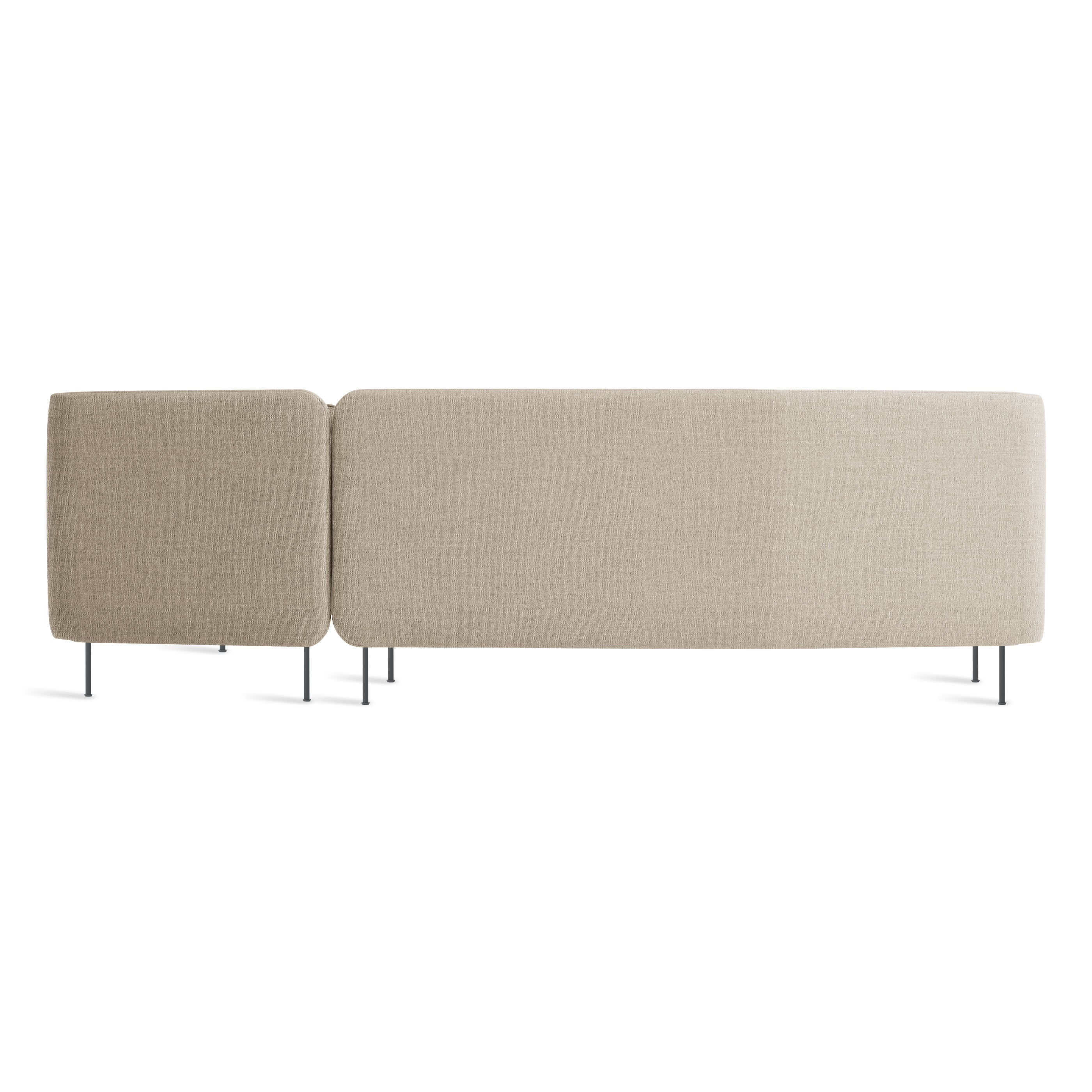 "Bloke 109"" Sofa Chaise Sectional"