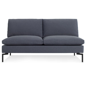 "New Standard 60"" Armless Sofa"