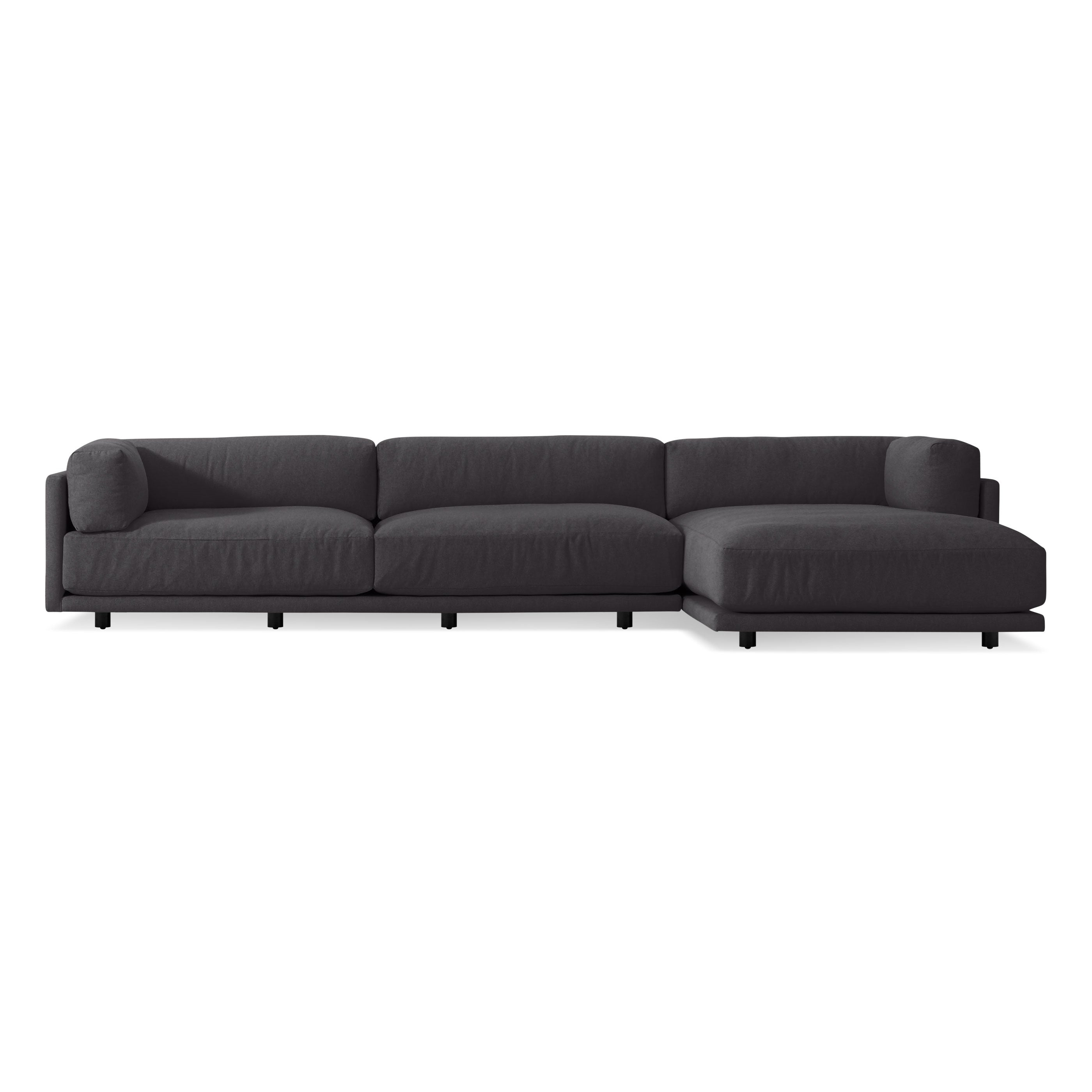 "Sunday 150"" Sofa With Chaise"