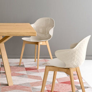 Saint Tropez Wood Chair