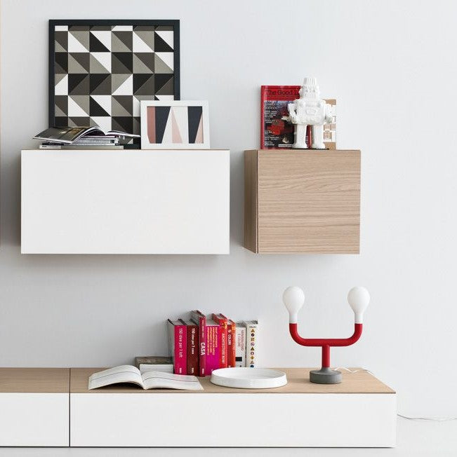 Inbox Horizontal Wall Cabinet