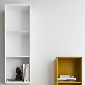 Inside Vertical 3-Box Wall Cabinet