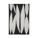 ABSTRACT WALL HANGING - BLACK & WHITE - HK LIVING Art HK LIVING