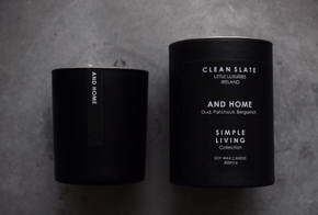 AND HOME - CANDLE CANDLE I am Nomad