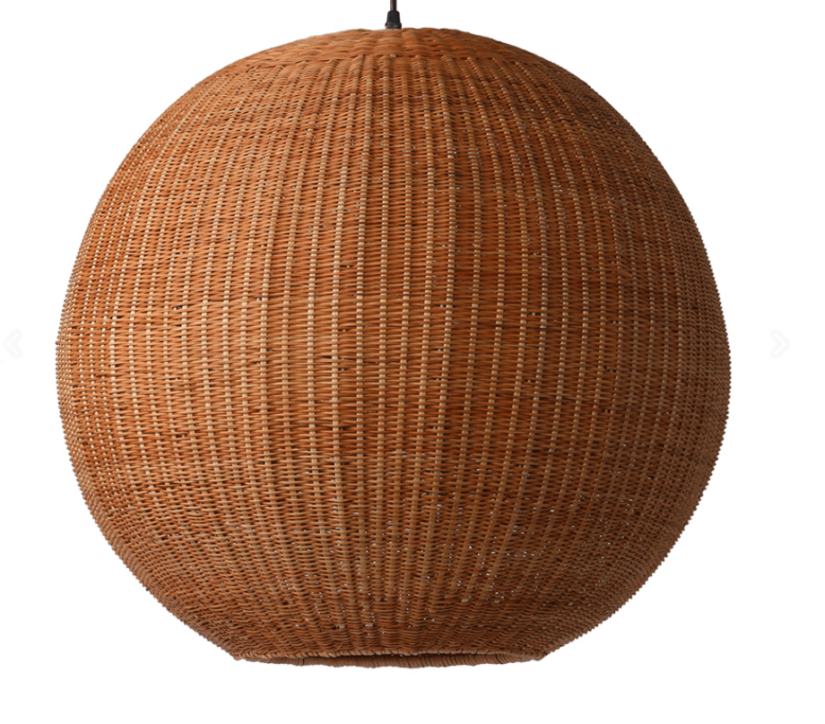BAMBOO PENDANT LAMP - HK LIVING I am Nomad
