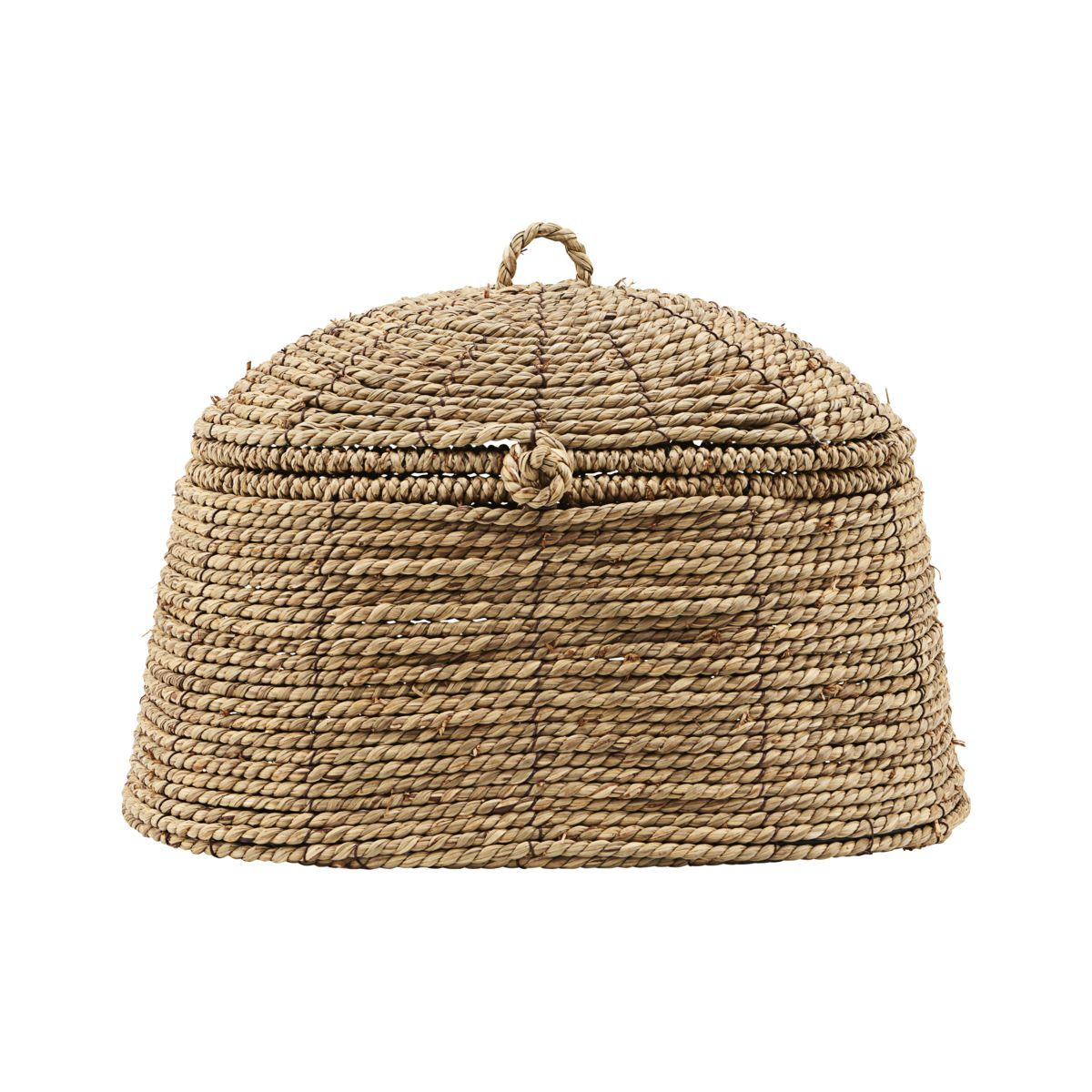 BASKET WITH LID I am Nomad