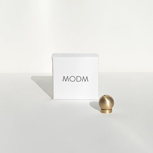 BRASS INCENSE HOLDER - MODM candle holder MODM
