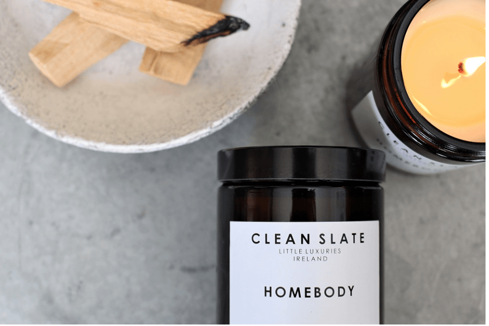 Homebody Candle CANDLE CLEAN SLATE