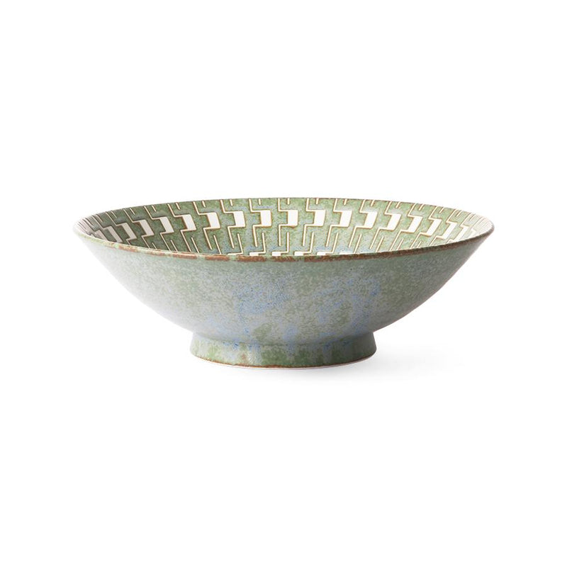 JAPANESE CERAMIC BOWL bowl I am Nomad
