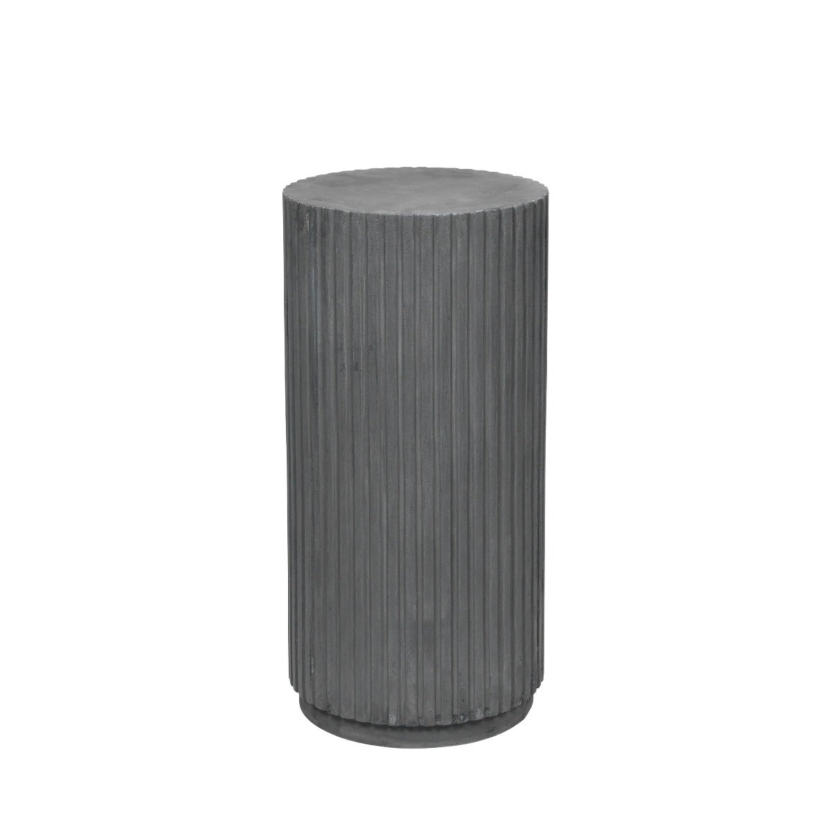 MEDIUM FIBERCLAY PODIUM - CHARCOAL I am Nomad