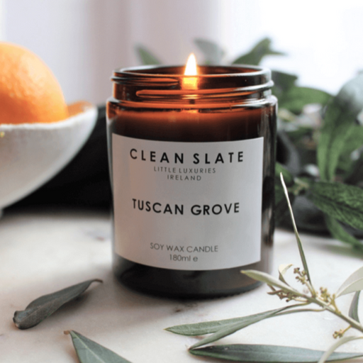 TUSCAN GROVE CANDLE I am Nomad