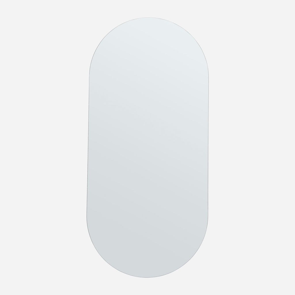 """WALLS"" CLEAR LOZENGE MIRROR - BY HOUSE DOCTOR mirror HOUSE DOCTOR"