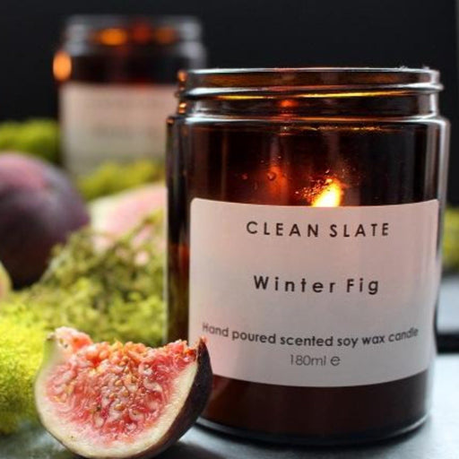 WINTER FIG CANDLE I am Nomad