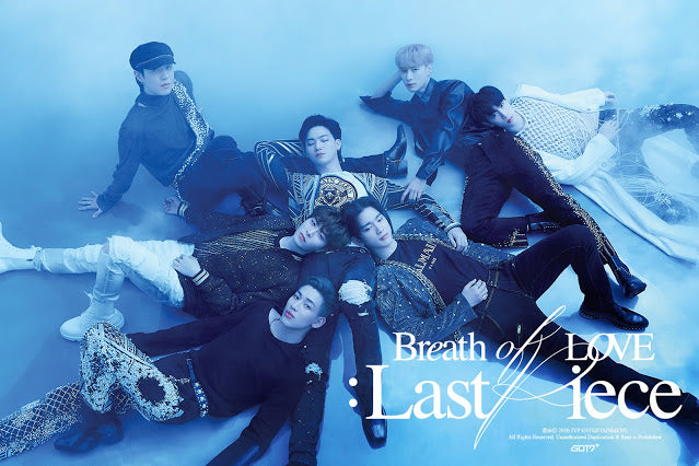 [COMEBACK] GOT7 갓세븐 vuelve con Breath of Love : Last Piece