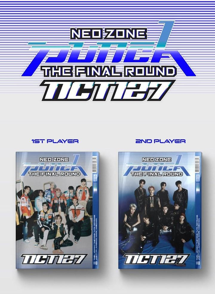 PRE ORDER NCT PUNCH NCT#127 NEO ZONE: THE FINAL ROUND