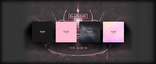 Blackpink 1er Album THE ALBUM