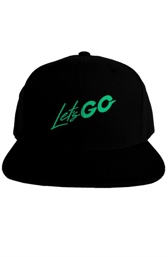 Let's GO Black 2 + green