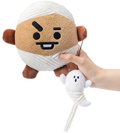 BT21 peluches Oficiales - Halloween 2019
