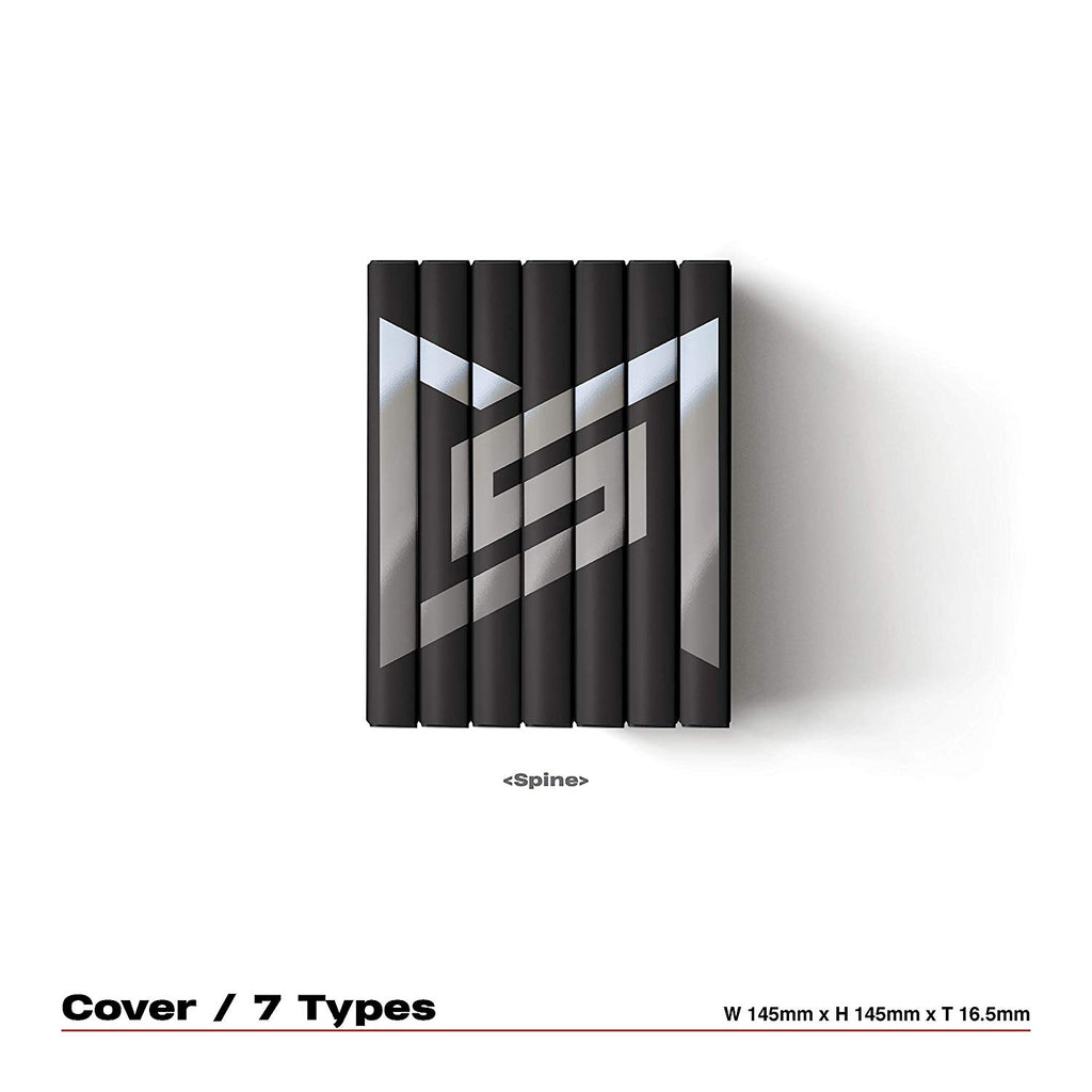 SuperM - 1st Mini Album 'SuperM' TEN Version