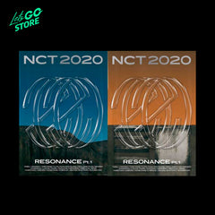 NCT 2020 Álbum - RESONANCE Pt. 1 (Set Versión) 2CD