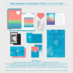 TREASURE 2do Single Album - THE FIRST STEP : CHAPTER TWO - Posters