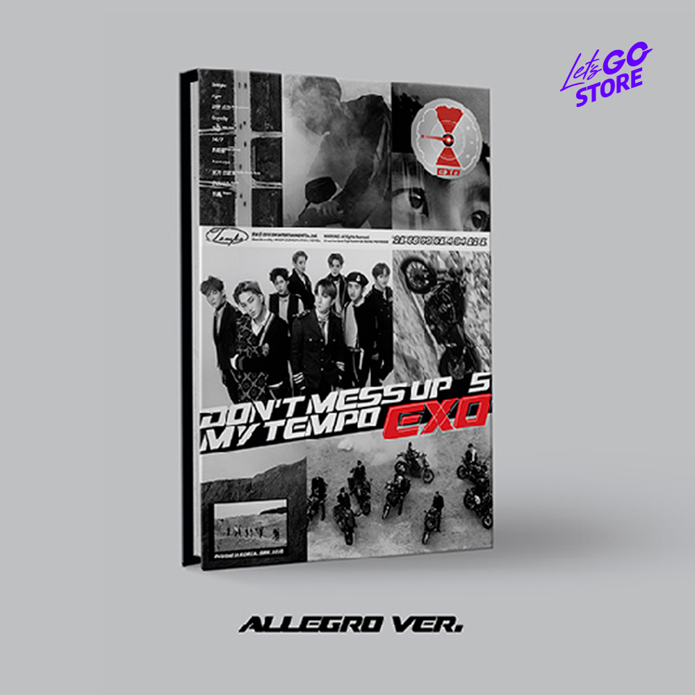 EXO - Don't Mess UP My Tempo - Versión Allegro