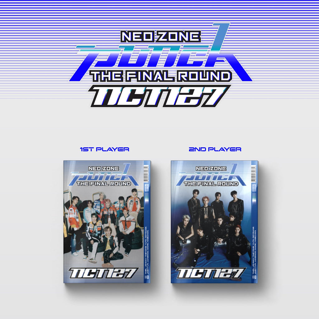 PRE-ORDER /  NCT 127 - 2do ALBUM OFICIAL REPACKAGE [NEO ZONE: THE FINAL ROUND]