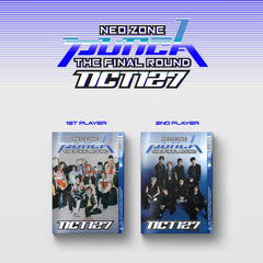 NCT 127 - 2do ALBUM OFICIAL REPACKAGE [NEO ZONE: THE FINAL ROUND]