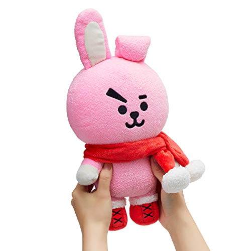 BT21 OFICIAL - Peluches invernales